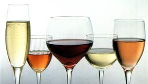 бокалы для дегустации вина