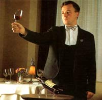 дегустация - визуальный анализ вина