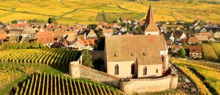 городок в Эльзасе