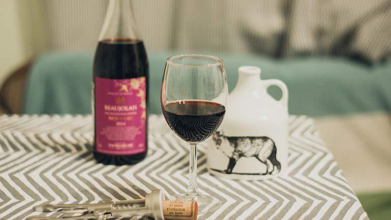 красные вина божоле