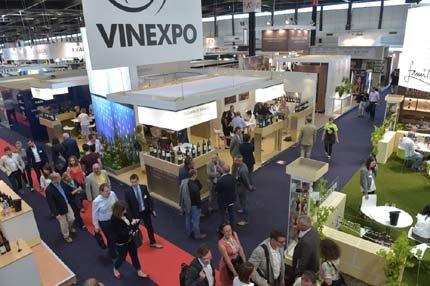 Выставка Vinexpo