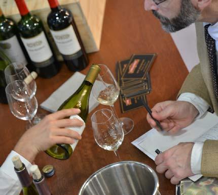 Дегустация вина в Бордо